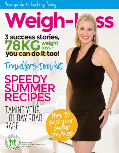Summer Issue Weigh-Less Magazine